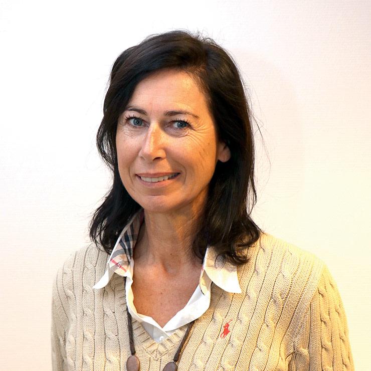 Murielle COLLIGNON, Administratif & Financier