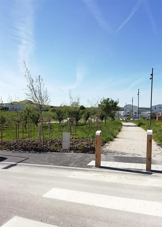 Étude de cas - Voirie & Espaces publics